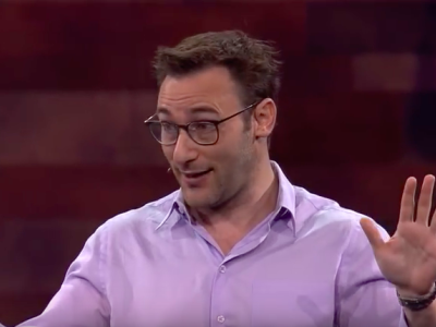Simon Sinek - Most leaders don't even know the game they are in