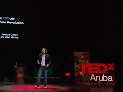 Arnaud Collery - Chief Happiness Officer